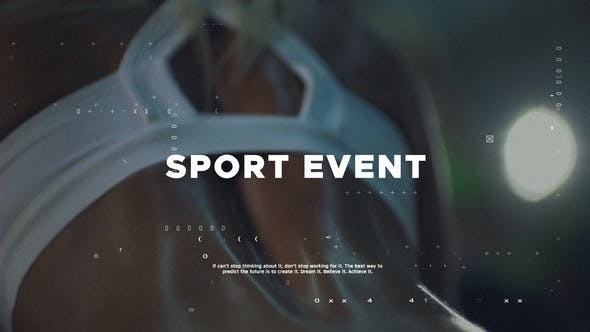 Thumbnail for Sport Showreel