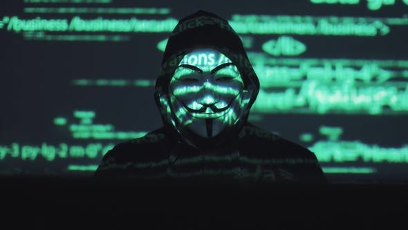 Thumbnail for Anonymous in the Mask Steals User Data on the Network