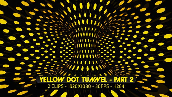 Thumbnail for Yellow Dot Tunnel - Part 2