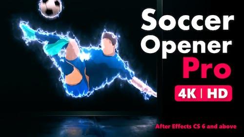 Soccer Opener Pro