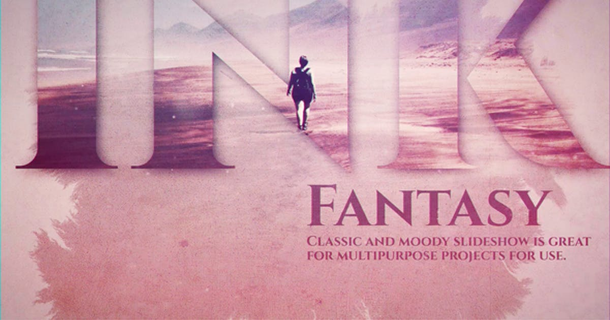 Download Ink Fantasy by Media_Stock