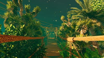 Jungle And Ropeway