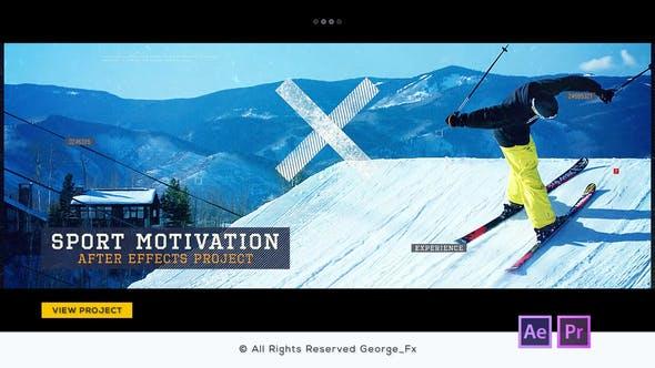 Sport Motivation Promo