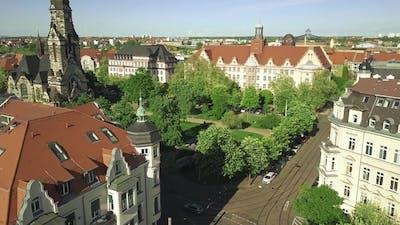 Historic Buildings in Leipzig