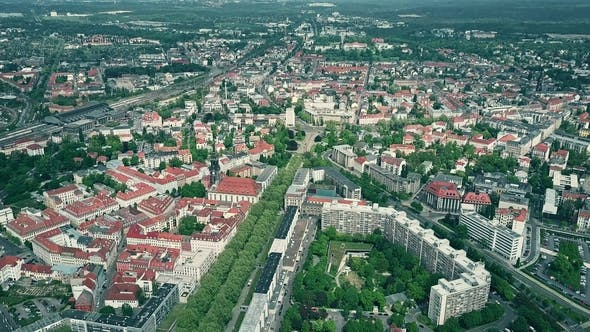 Dresden and Suburbs Germany