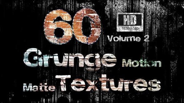 Thumbnail for Motion Matte Textures HD Vol.2