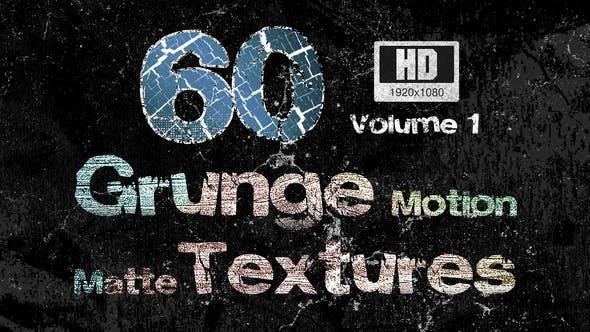 Motion Matte Textures HD Vol.1