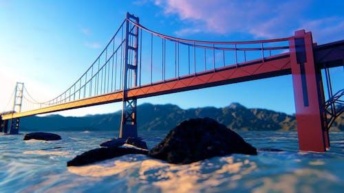 Golden Gate On The Ocean