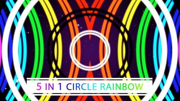 Thumbnail for Circle Rainbow