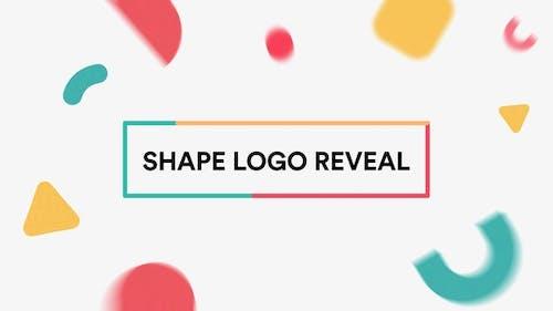 Shapes Logo Reveal
