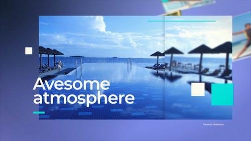 Intro slideshow for hotel