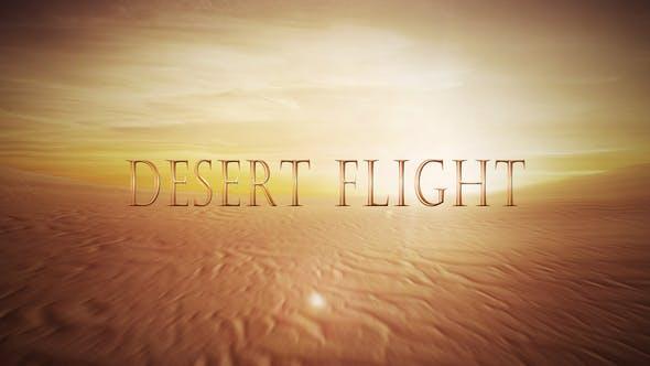 Thumbnail for Desert Flight