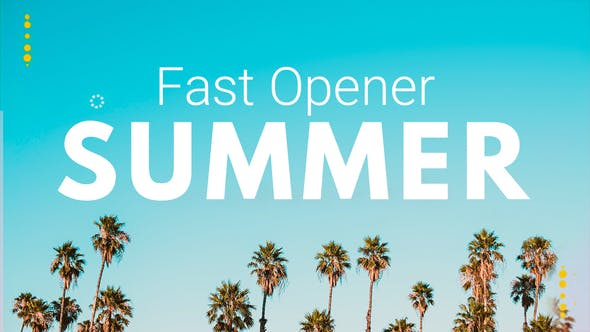 Thumbnail for Summer Fast Opener