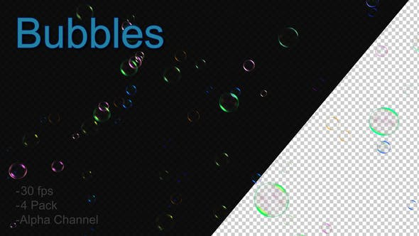 Thumbnail for Bubbles Pack 4