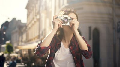 Photography with Retro Camera