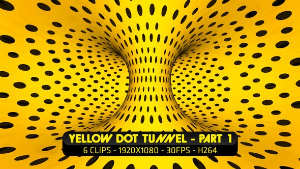 Thumbnail for Yellow Dot Tunnel - Part 1