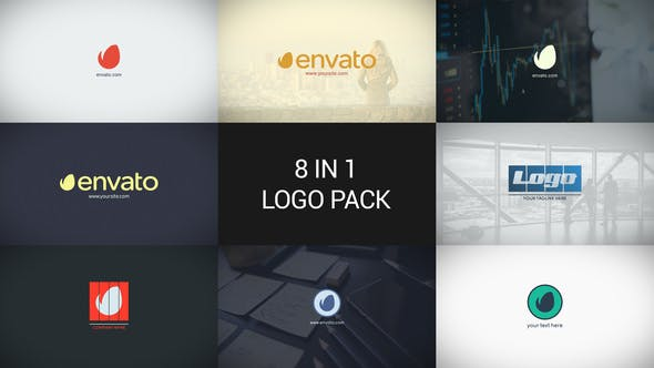 Thumbnail for Minimal Logo Pack