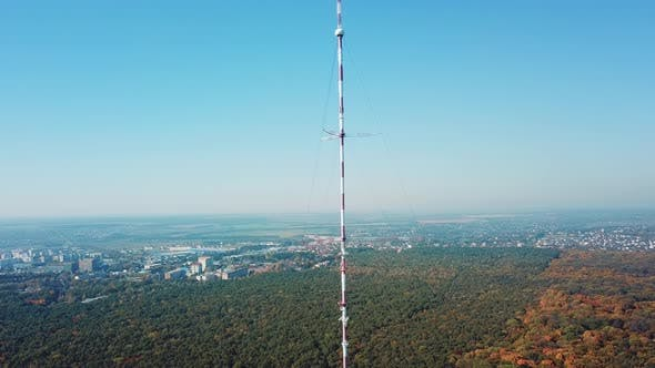 Thumbnail for Telecommunication Antenna