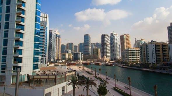 Thumbnail for Dubai Hyperlapse