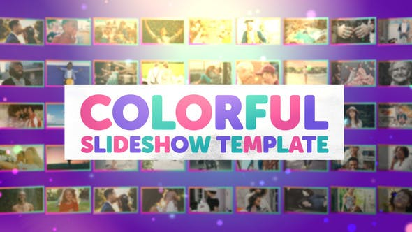Thumbnail for Colorful Slideshow