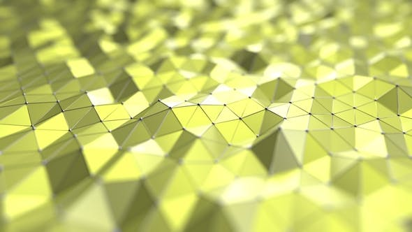 Thumbnail for Yellow Polygonal Surface