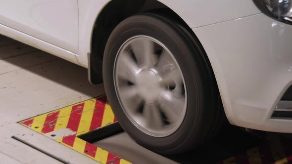 Thumbnail for Test of Quality of Automobile Wheel and Tyre in a Plant