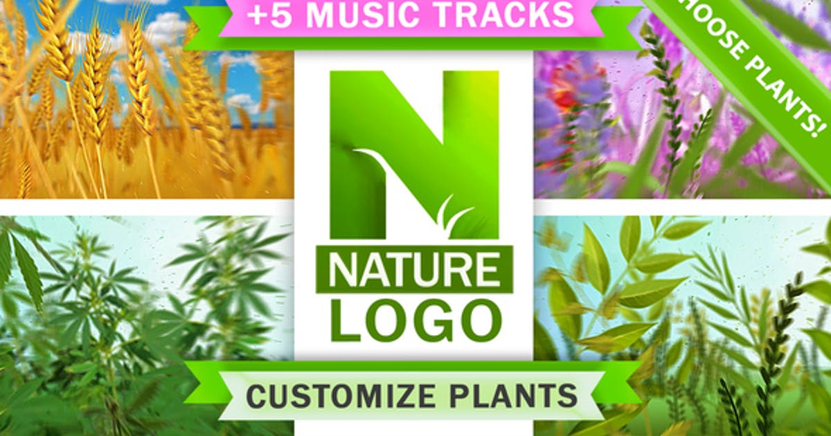 Download Nature Eco Plants Logo by cyzer