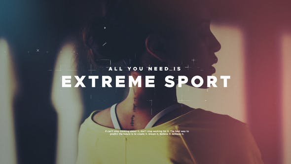 Thumbnail for Extreme Sport
