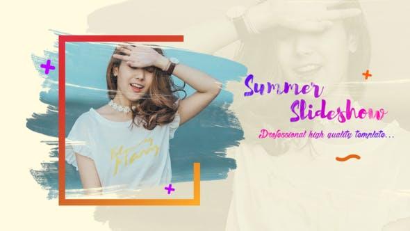 Thumbnail for Summer Slideshow || Bright Opener