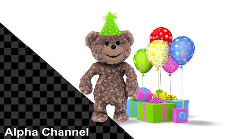 Teddy Bear Congratulation 2