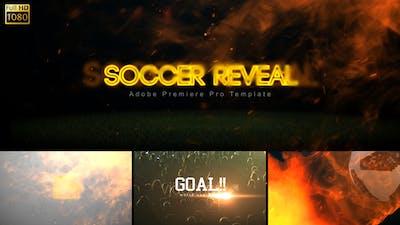 Soccer Reveal
