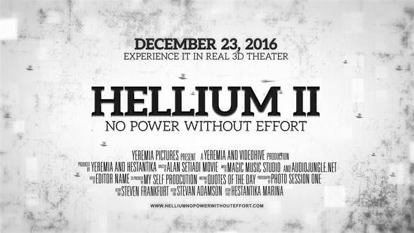 Thumbnail for Helium - Cinematic Trailer