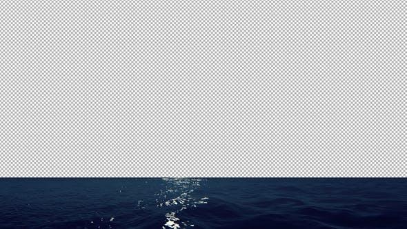 Thumbnail for Realistic Ocean - Transparent
