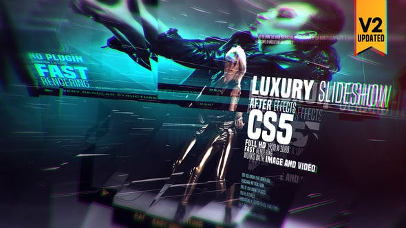 Thumbnail for Luxury Slideshow