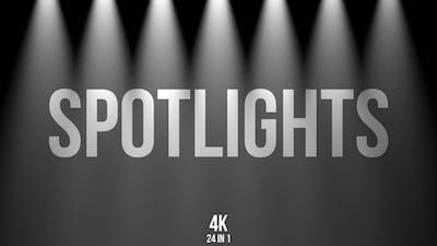 Volumetric Spotlights