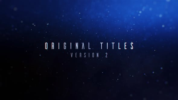 Thumbnail for Original Titles V2