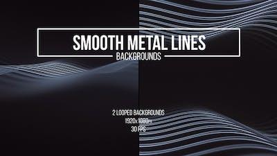 Smooth Metal Lines