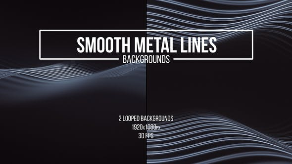 Thumbnail for Smooth Metal Lines