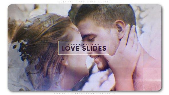 Thumbnail for Elegant Inks Lovely Slides