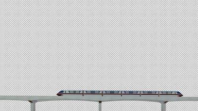 Monorail Train - Speed Train