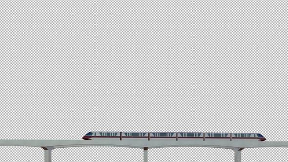 Thumbnail for Monorail Train - Speed Train
