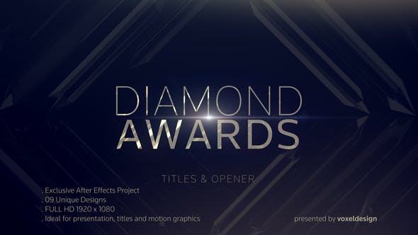 Thumbnail for Diamond Awards Opener