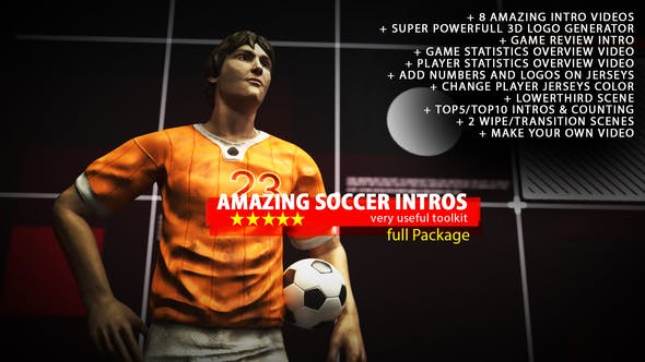 Thumbnail for Amazing Soccer Intros