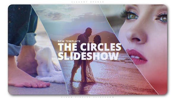 Thumbnail for Clean Circles Slideshow