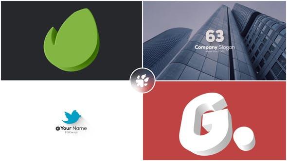 Thumbnail for Minimal & Fast 3D Logo