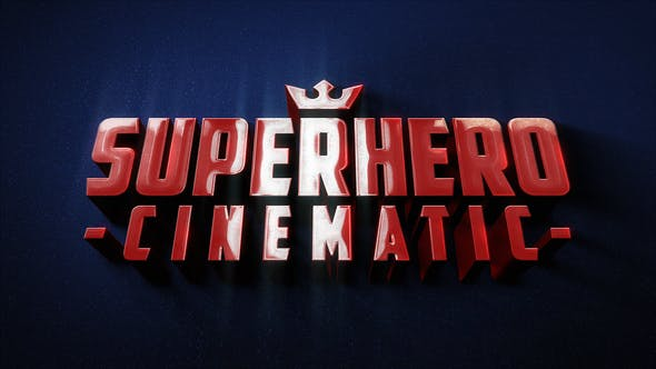 Thumbnail for Majestic Cinematic 3D Logo