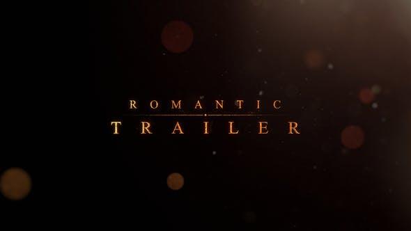 Thumbnail for Romantique | Titres de Trailer