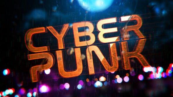 Cyberpunk Reveal
