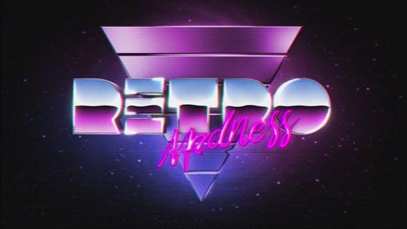 VHS Madness Logo Reveal