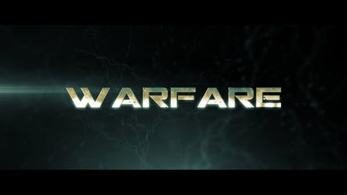 Intense Teaser Trailer